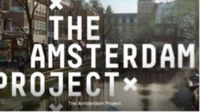 The Amsterdam Project - © Rtl.nl