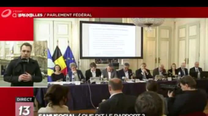 Samusocial: La Commission Demande à Mayeur Et Peraïta De Rembourser Plus De 100.000 Euros Chacun