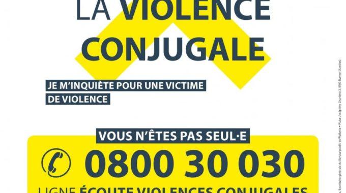 Rien Ne Justifie La Violence Conjugale – Campagne De Sensibilisation