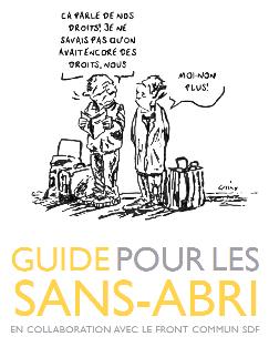 Guide Sans Abri