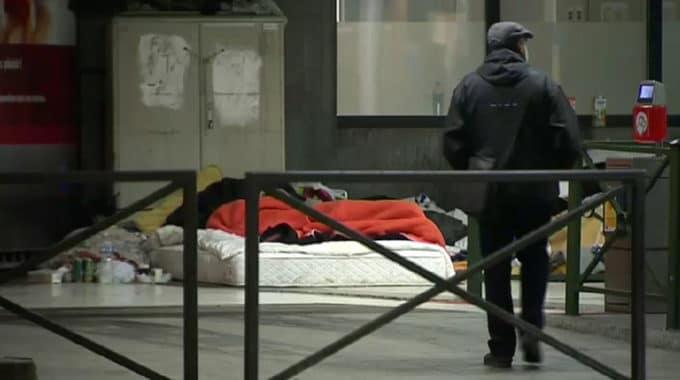 Bruxelles Se Prépare à Réorganiser L'aide D'urgence Et La Réinsertion Des Sans-abri
