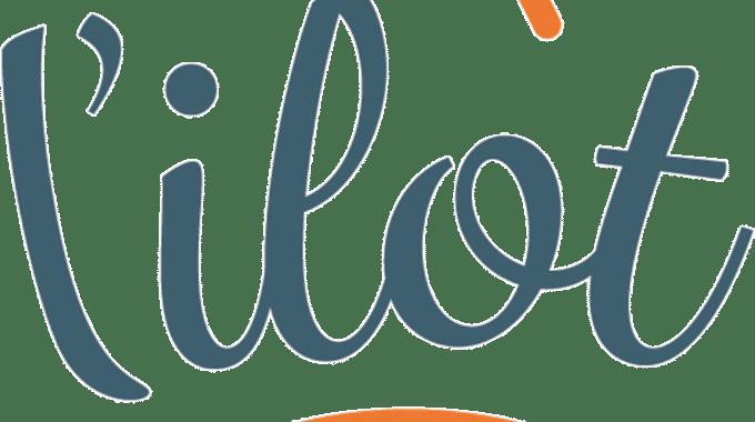 L'Ilot Logo FR
