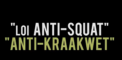 Loi «anti-squat»