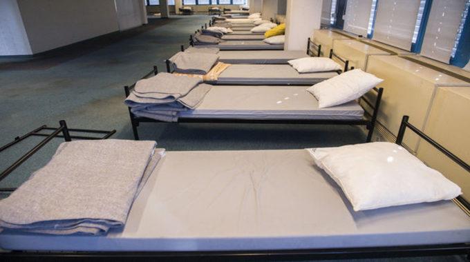 Plus De 1.400 Lits Pour Personnes Sans-abri En Région Bruxelloise