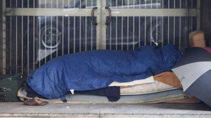 Le Froid Fait Deux Victimes Parmi Les Sans-abri De Bruxelles