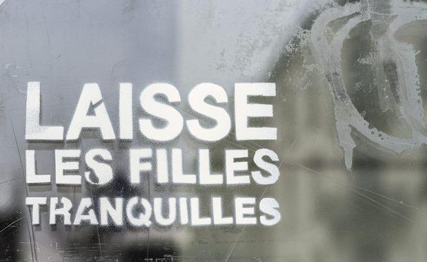 Marche Contre La Violence Faite Aux Femmes: 150.000 Bruxellois Touchés Par La Campagne 0% Sexisme En Un Mois