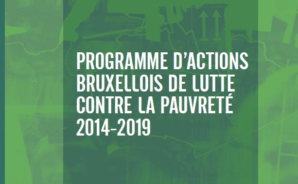 Plan D'action Lutte Pauvreté 2014 2019