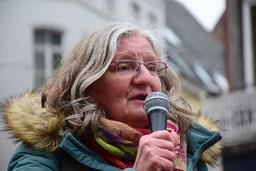 Le Réseau Wallon De Lutte Contre La Pauvreté A Exprimé Ses Vœux Dans Le Centre De Namur