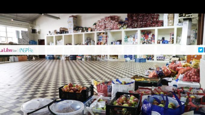 Belgium Kitchen, Partager Un Repas… Et Un Peu D'humanité