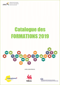 Catalogue formations AMA 2019