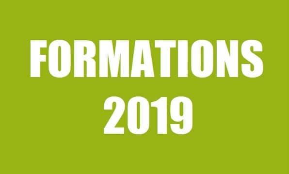 Catalogue Des Formations 2019
