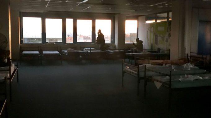 Migrants: La Porte D'Ulysse Va-t-elle Fermer Ce Samedi? L'inquiétude Grandit