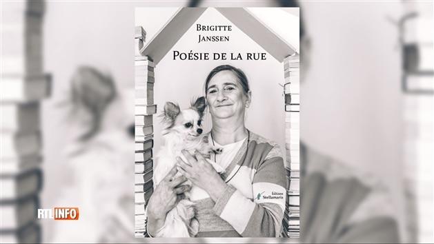 Sans-abri à 59 Ans, Brigitte écrit Des Poèmes à Longueur De Journée à Liège: Ses Textes Seront Publiés Grâce à Un étudiant