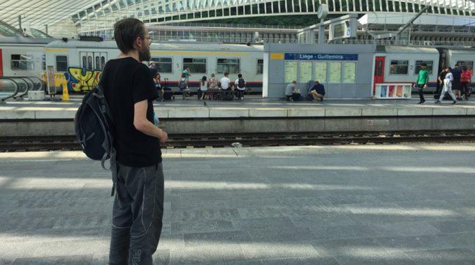 Eric, Sans-abri à Liège : «On Se Dit Que L'on A Forcément Fait Quelque Chose De Mal Pour En Arriver Là.»