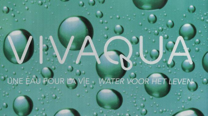 Vivaqua Logo Belga