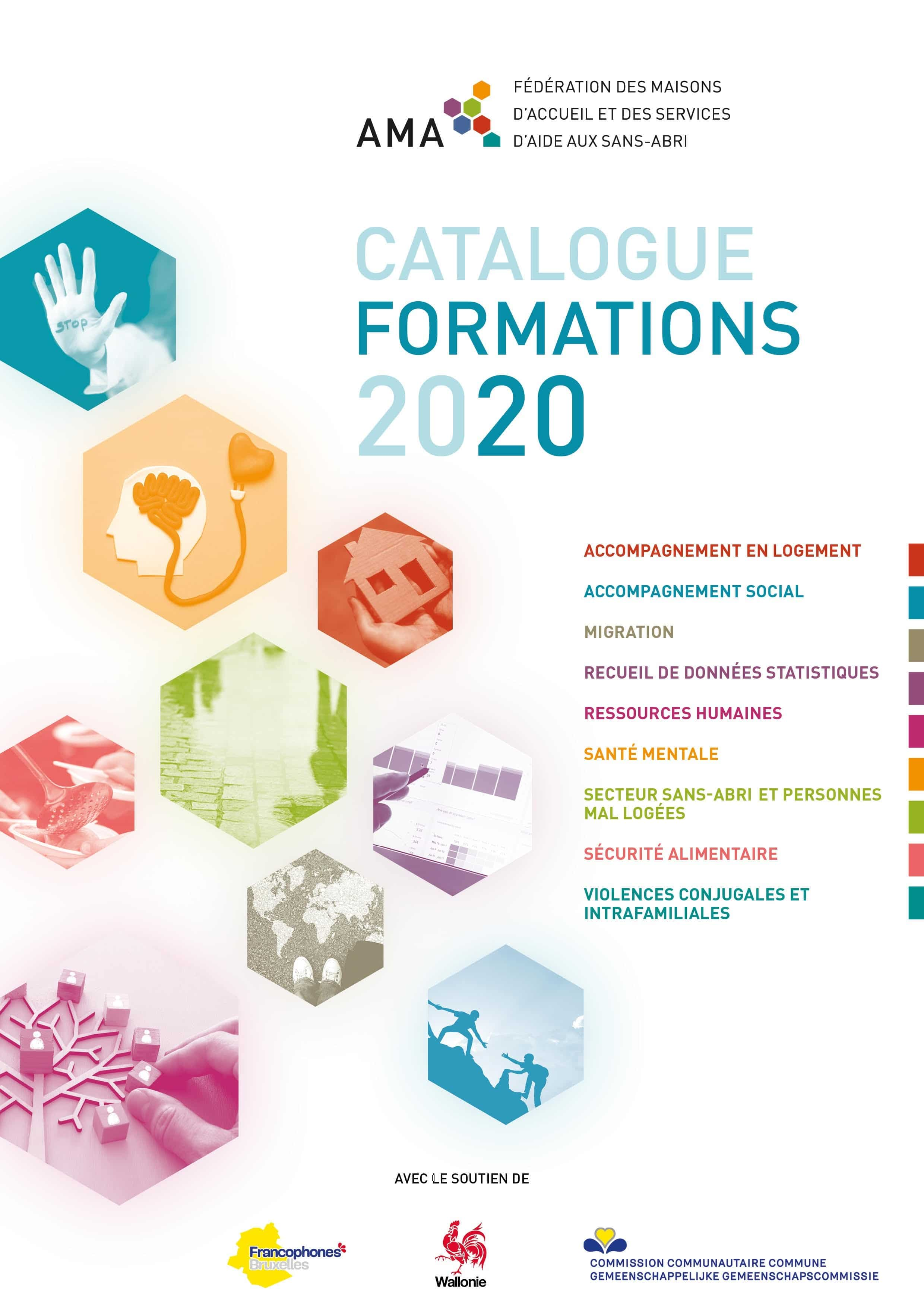 Catalogue De Formations De L'AMA (Version Juillet 2020)