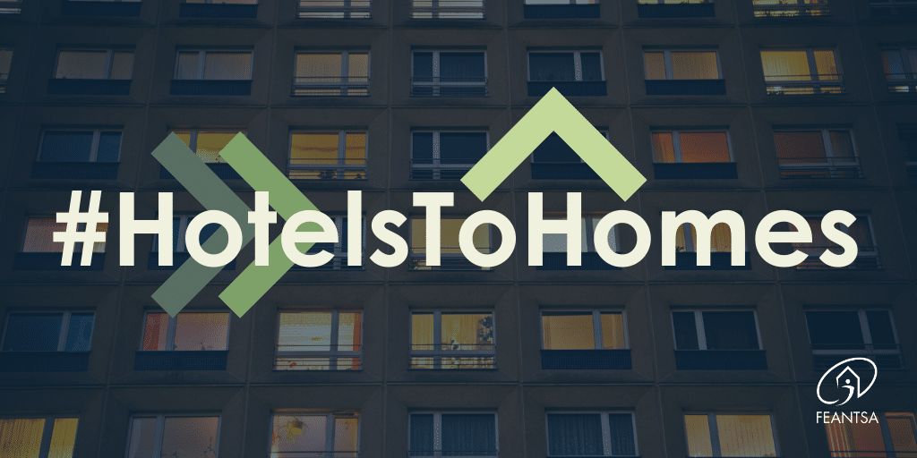 Hotels to Homes Twitter Camp Starter