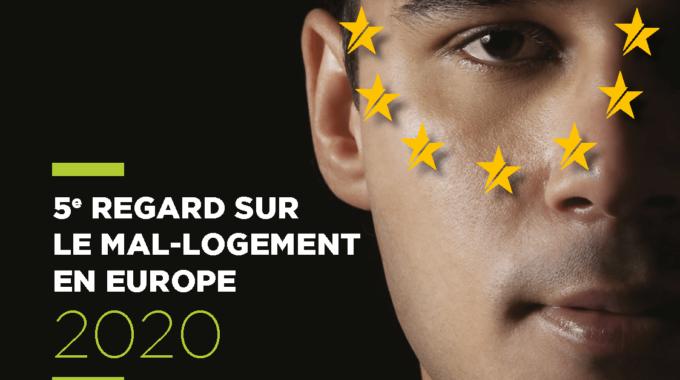 Rapport 5ème Regard Sur Le Mal-logement En Europe