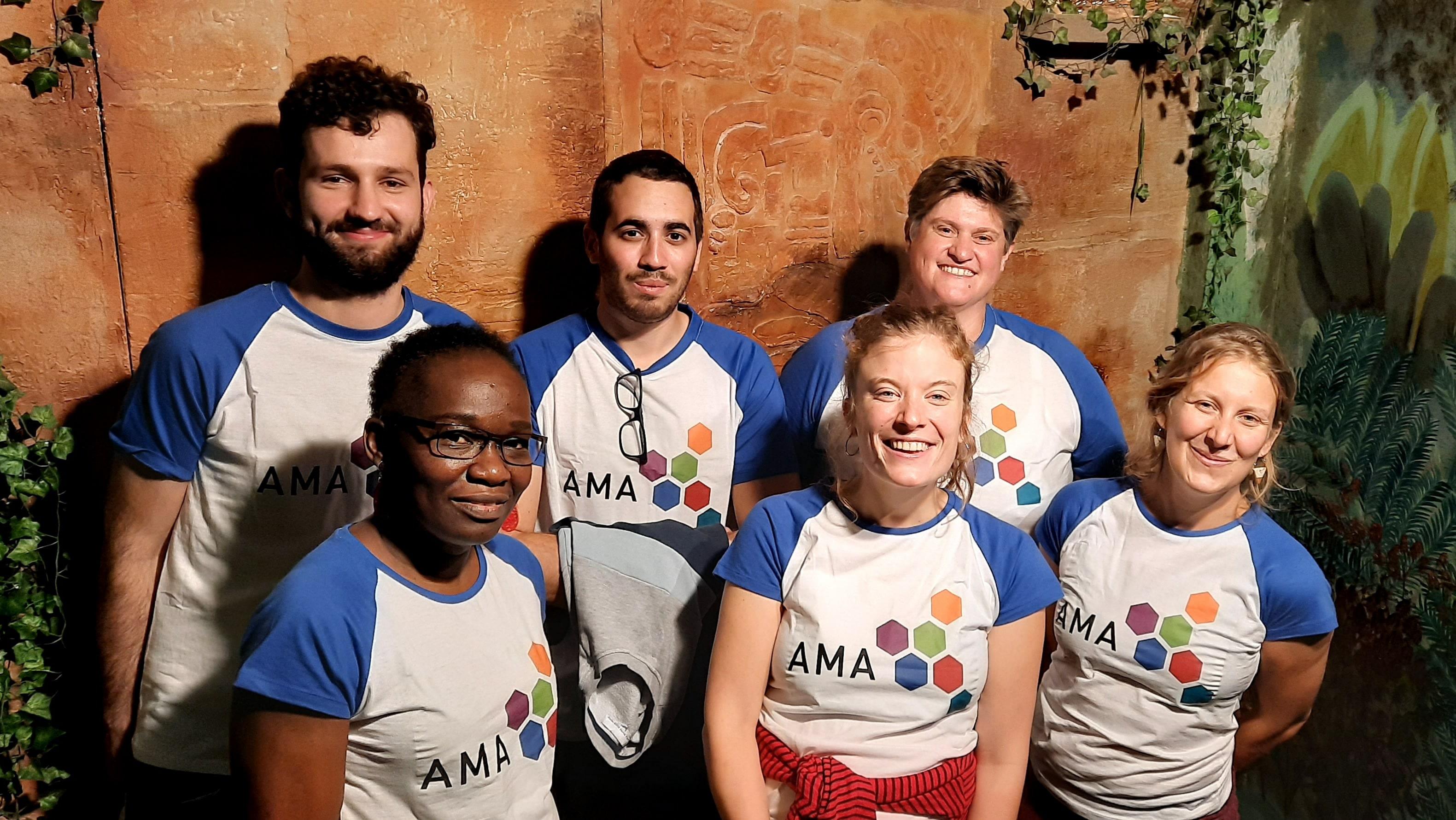 L'équipe de l'AMA