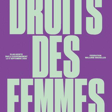 Plan Droit Des Femmes 2020-2024 De La Fédération Wallonie-Bruxelles