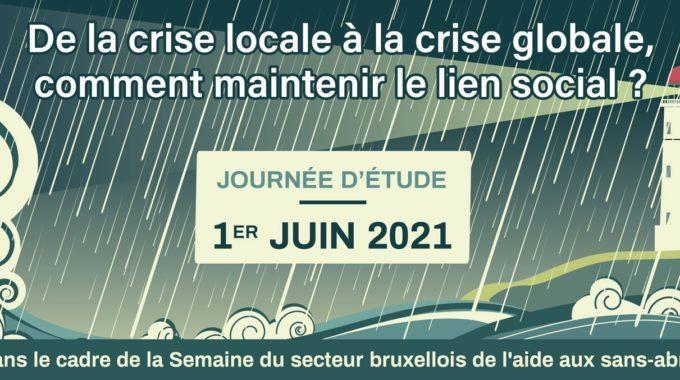 Semaine Du Secteur Bruxellois De L'aide Aux Personnes Sans Abri 2020